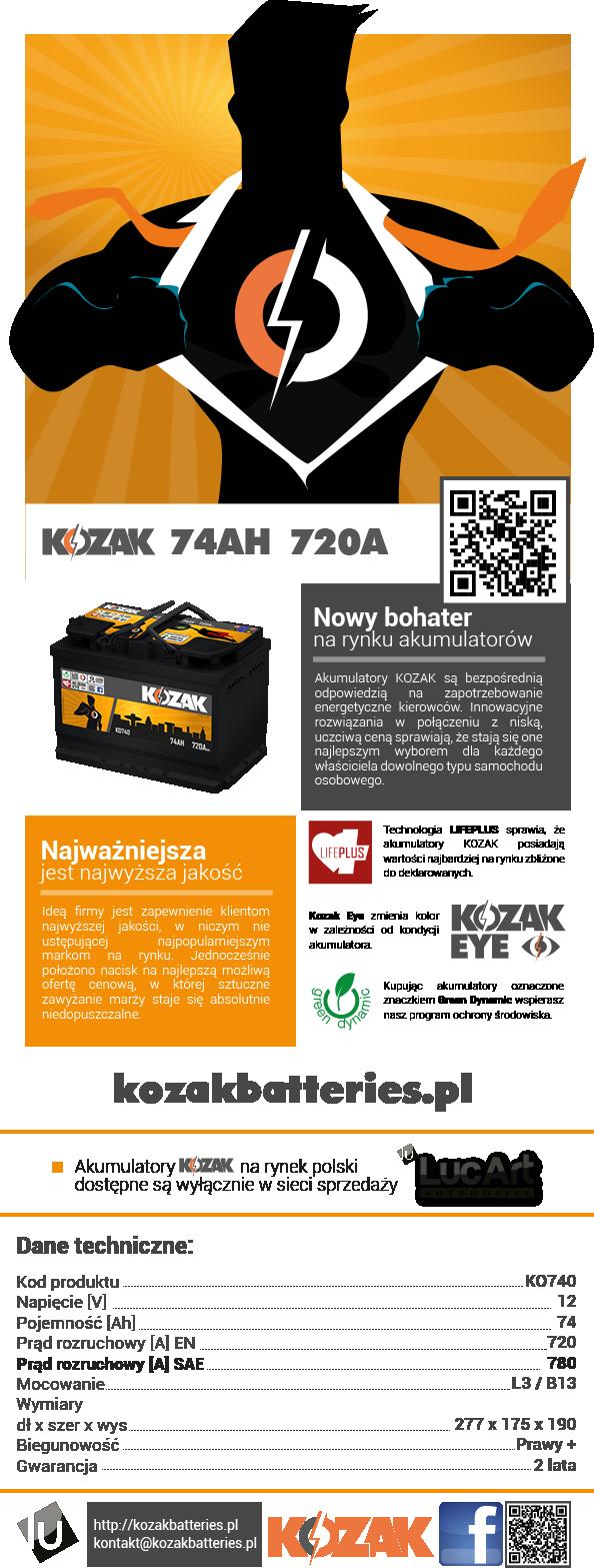 KO 740