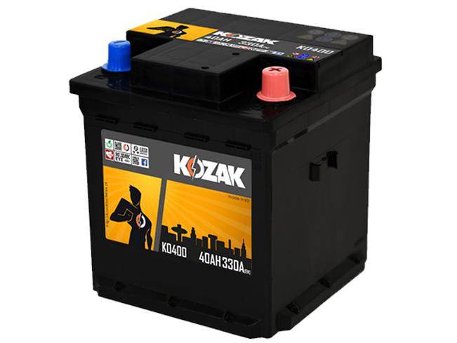 Akumulator Kozak KO 400
