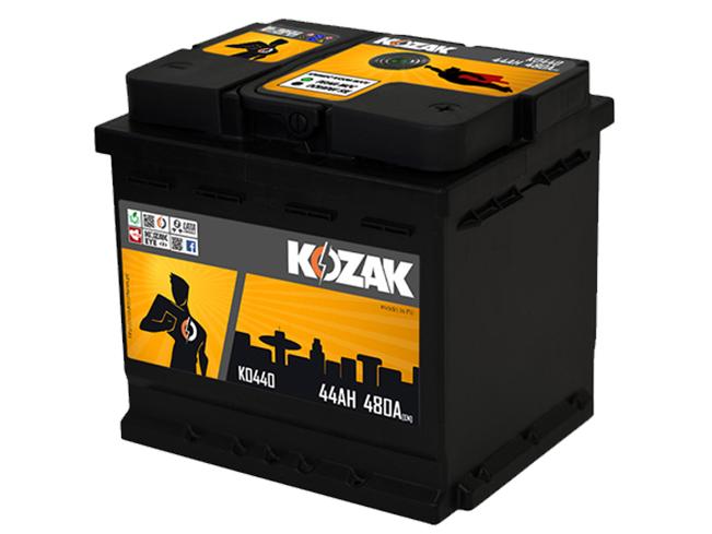 Akumulator Kozak KO 440