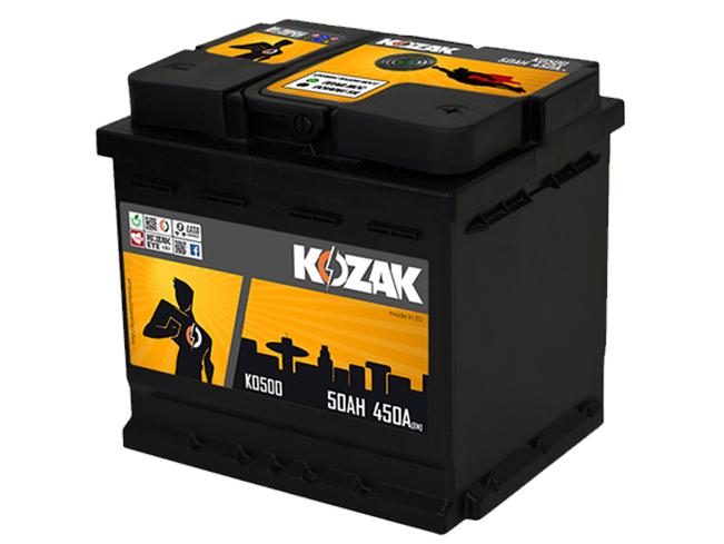 Akumulator Kozak KO 500