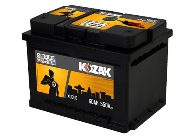 Akumulator Kozak KO 600