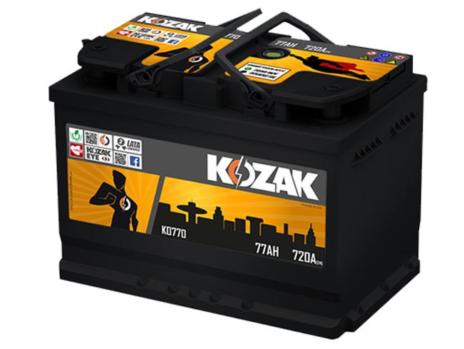 Akumulator Kozak KO 770