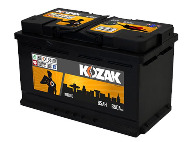 Akumulator Kozak KO 850
