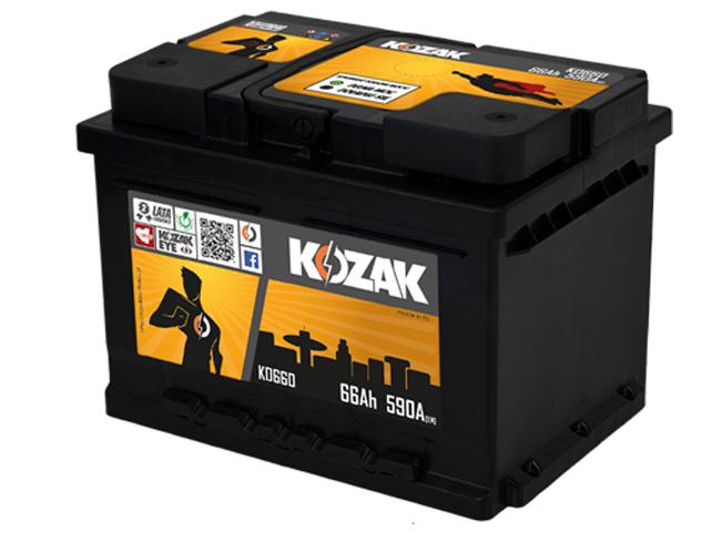 Akumulator Kozak KO 660