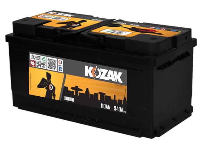Akumulator Kozak KO 1100